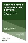 Cover-Bild zu Media and Power in International Contexts von Williams, Apryl (Hrsg.)