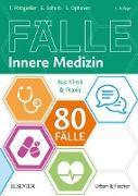 Cover-Bild zu 80 Fälle Innere Medizin (eBook) von Pottgießer, Torben