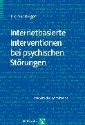 Cover-Bild zu Internetbasierte Interventionen bei psychischen Störungen (eBook) von Berger, Thomas