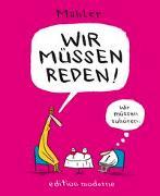 Cover-Bild zu Mahler, Nicolas: Wir müssen reden