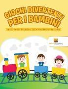 Cover-Bild zu Giochi Divertenti per i Bambini von Activity Crusades
