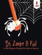 Cover-Bild zu Sei Zampe O Più! von Coloring Bandit