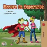 Cover-Bild zu Essere un Supereroe von Shmuilov, Liz