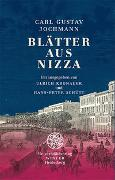 Cover-Bild zu Jochmann, Carl Gustav: Blätter aus Nizza