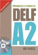 Cover-Bild zu DELF A2. Livre + CD audio von Holle, Alexandre