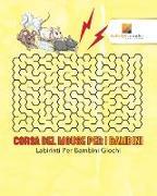 Cover-Bild zu Corsa Del Mouse Per I Bambini von Activity Crusades