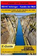 Cover-Bild zu Kanal von Korinth - VELBINGER Reiseführer (eBook) von Velbinger, Martin