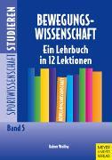 Cover-Bild zu Wollny, Rainer: Bewegungswissenschaft