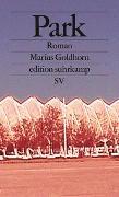 Cover-Bild zu Goldhorn, Marius: Park