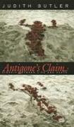 Cover-Bild zu Butler, Judith: Antigone's Claim