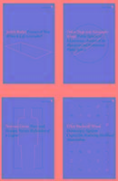 Cover-Bild zu Butler, Judith: Radical Thinkers Set 12