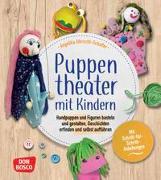 Cover-Bild zu Albrecht-Schaffer, Angelika: Puppentheater mit Kindern