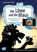 Cover-Bild zu Albrecht-Schaffer, Angelika: Der Löwe und die Maus