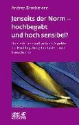 Cover-Bild zu Brackmann, Andrea: Jenseits der Norm - hochbegabt und hoch sensibel?