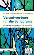 Cover-Bild zu Dieckmann, Elisabeth (Hrsg.): Verantwortung für die Schöpfung