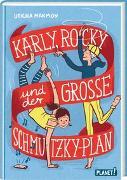 Cover-Bild zu Karly, Rocky und der große Schmutzky-Plan von Marmon, Uticha