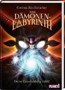Cover-Bild zu Das Dämonen-Labyrinth von Rindlisbacher, Corinna