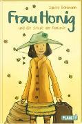 Cover-Bild zu Frau Honig: Frau Honig und die Schule der Fantasie von Bohlmann, Sabine
