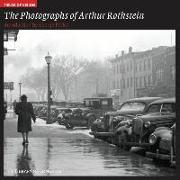 Cover-Bild zu Packer, George (Solist): The Photographs of Arthur Rothstein: The Library of Congress