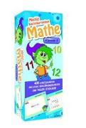 Cover-Bild zu Meckis Karteikartenbox Mathe Klasse 4