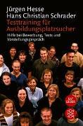 Cover-Bild zu Schrader, Hans Christian: Testtraining für Ausbildungsplatzsucher