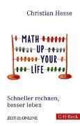 Cover-Bild zu Hesse, Christian: Math up your life!