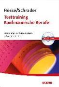 Cover-Bild zu Jürgen Hesse Hans Christian S: Hesse/Schrader: Testtraining Kaufmännische Berufe