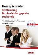 Cover-Bild zu Jürgen Hesse Hans Christian S: Hesse/Schrader: Testtraining für Ausbildungsplatzsuchende