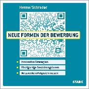 Cover-Bild zu Jürgen Hesse Hans Christian S: Hesse/Schrader: Neue Formen der Bewerbung