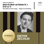 Cover-Bild zu Beethoven / Zechlin: Klavierkonzert Nr.5 von Beethoven, Ludwig van (Komponist)