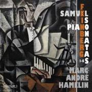 Cover-Bild zu Samuil Feinberg: Klaviersonaten von Feinberg, Samuil (Komponist)