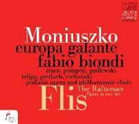 Cover-Bild zu Flis - Der Flößer - The Raftsman von Moniuszko, Stanislaw (Komponist)
