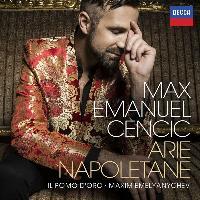 Cover-Bild zu Arie Napoletane von Cencic, Max Emanuel