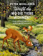 Cover-Bild zu Wohlleben, Peter: Weißt du, wo die Tiere wohnen?