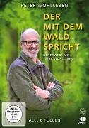 Cover-Bild zu Peter Wohlleben (Schausp.): Der mit dem Wald spricht