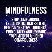 Cover-Bild zu Mindfulness (Audio Download) von Pavlina, Steve