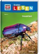 Cover-Bild zu WAS IST WAS Erstes Lesen Band 11 Insekten von Braun, Christina