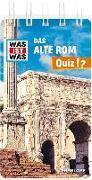 Cover-Bild zu WAS IST WAS Quiz Altes Rom von Tessloff Verlag Ragnar Tessloff GmbH & Co.KG (Hrsg.)
