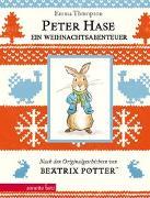 Cover-Bild zu Peter Hase - Ein Weihnachtsabenteuer von Thompson, Emma