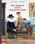 Cover-Bild zu Herr Hepperlin und die vergessenen Schuhe von Huppertz, Nikola
