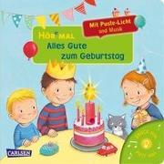 Cover-Bild zu Hör mal (Soundbuch): Mach mit - Pust aus: Alles Gute zum Geburtstag von Hofmann, Julia