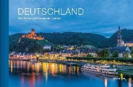 Cover-Bild zu Deutschland von KUNTH Verlag GmbH & Co. KG (Hrsg.)