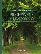 Cover-Bild zu Auf der Suche nach Stille - Pilgerwege in Deutschland