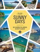 Cover-Bild zu Sunny Days - Die schönsten Inseln im Mittelmeer von KUNTH Verlag (Hrsg.)