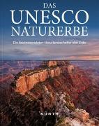 Cover-Bild zu Das UNESCO Naturerbe von KUNTH Verlag (Hrsg.)