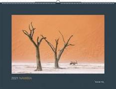 Cover-Bild zu Namibia 2021 von KUNTH Verlag (Hrsg.)