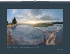 Cover-Bild zu UNESCO Naturerbe der Welt 2021 von KUNTH Verlag (Hrsg.)