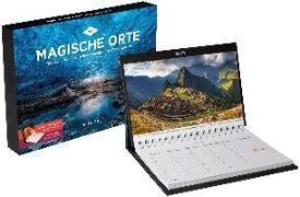 Cover-Bild zu Magische Orte Tischkalender 2021 von KUNTH Verlag (Hrsg.)