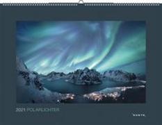 Cover-Bild zu Polarlichter 2021 von KUNTH Verlag (Hrsg.)
