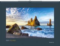 Cover-Bild zu Island 2021 von KUNTH Verlag (Hrsg.)